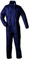 Arbeitskombi, Arbeitsoverall Herren, Regenkombi Overall blau 170g Polyurethan