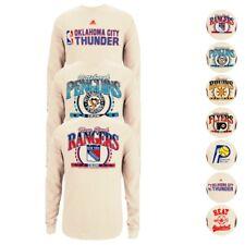 NBA & NHL Adidas Originals Assortment of Long Sleeve Ivory Thermal Shirt Men's