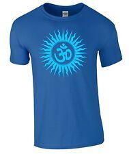 Om T-Shirt Shirt Religion Ohm Tibet Mantra meditation ying yang Buddha S417