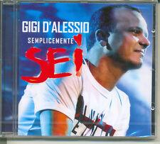 GIGI D' ALESSIO SEMPLICEMENTE SEI