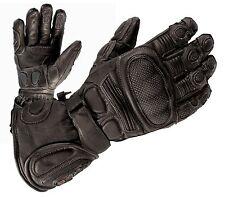 Tuzo TZG-5 Winter Thermal Waterproof Motorcycle Motorbike Glove Black - T
