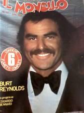 Il Monello 17 1978 Anna Oxa Burt Reynolds