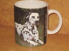Dalmatian Coffee Cup Picture Mug Description & History Of Dog Body