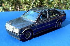 1/43  Solido (France) Mercedes 190 E #1352