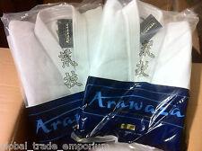 Brand new arawaza Onyx 20oz top qualité Judo Costume GI 160 190 165 195 200 & 205