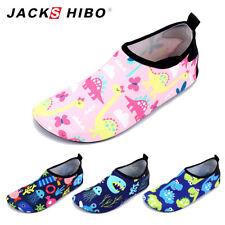 Kids Children Cute Water Shoes Boys Girls Barefoot Quick Dry Aqua Socks Beach US