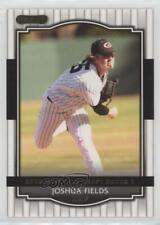 2008 Razor Signature Series #20 Josh Fields Seattle Mariners Baseball Card