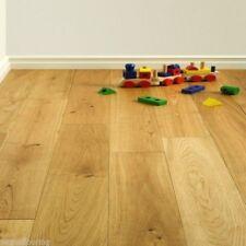 Engineered Oak Flooring Brushed Oiled Wood Floor Wide Real Hardwood