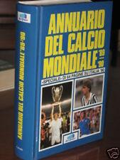 ANNUARIO ALMANACCO DEL CALCIO MONDIALE 1989/90 @@@@@@@@