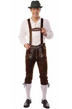 Oktoberfest Men's Lederhosen Costume