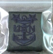 US Navy Cloth Rank Insignia Master Chief Petty Officer / New Pair