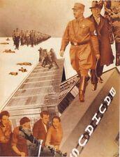 Bauhaus político surrealista Collage Fine Art A3 Cartel Reimpresión