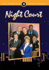 Night Court: Season 4,New DVD, Harry Anderson, Markie Post, John Larroquette, Ch