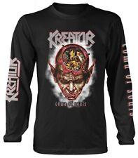 Kreator ' Coma Of Souls ' Long Sleeve Shirt - Nuevo y Oficial