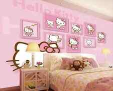 3D molti gatto 45 Parete Murale Foto Carta da parati immagine sfondo muro stampa