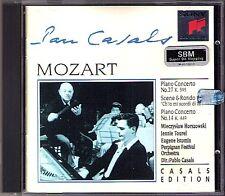 Pablo CASALS mozart piano concerto 14 27 progressiste Horszowski EUGENE ISTOMIN CD