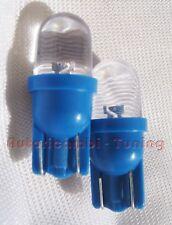 COPPIA LAMPADINE LAMPADE LED BLU T10 W2.1x9.5d