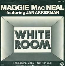 "MAGGIE MACNEAL JAN AKKERMAN - WHITE ROOM 7"" PROMO S4483"