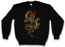 CHINESE DRAGON PULLOVER Fantasy Tattoo Chinesischer Asia Medieval Larp Drache