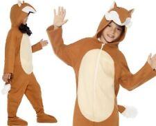 enfants Renard une pièce Costume Déguisement Livre jour par SMIFFYS