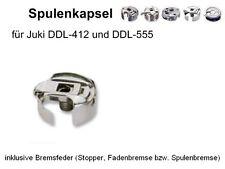 Capsula bobine per JUKI ddl-555 e ddl-412 + bremsfeder!!! #dln