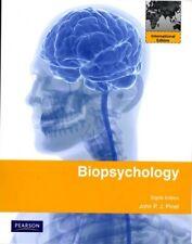 Biopsychology: International Edition by Pinel, John P.J. Paperback Book The