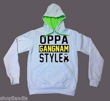 Sudadera Capucha Sweatshirt Felpa Sweat a Capuche PSY Oppa Gangnam Style UNISEX