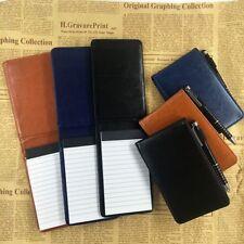 Organisateur Fichier en cuir format de poche London Company WALLET DIARY cartes NEUF