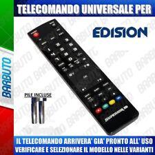 TELECOMANDO UNIVERSALE EDISION CLICCA IL TUO MODELLO LO RICEVERAI GIA PRONTO