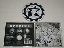 UPROTOR/TECHNOCRACY NOW(GYMNASIUM GYM 208) CD ALBUM