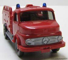 WIKING 606/1 Mercedes Benz L 1413 Flugplatz-Feuerwehr Maßstab 1:87 H0