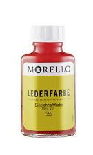 40ml(18,38€/100ml) Morello Lederfarbe Einziehfarbe Leder Färbemittel 16 Farben