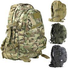 ARMY 45 LITRE RUCKSACK 45L SPEC OPS DAYPACK PATROL TRAVEL BAG MTP BTP BLACK
