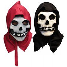 Skull Mask Misfits The Fiend Scary Halloween Costume Fancy Dress