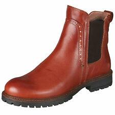Momino 3343M Stiefel Stiefeletten Boots Lammfell Winterstiefel Leder 35-40 Neu