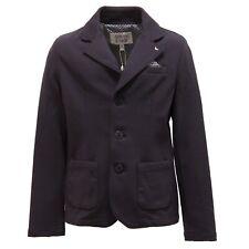 1641T giacca bimbo ARMANI JUNIOR blazer blu jacket kid