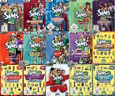 Sims 2 PC - verschiedene Bundles  ->  wählen Sie 1 aus  <-