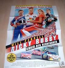 Filmposter A1 Neu Ricky Bobby - König der Rennfahrer