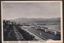 NAPOLI Torre Annunziata Litoranea Stabilimenti Balneari Circa 1940 PC Vera Foto