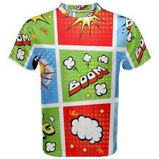 Comic Strip Geek Humor Funny Men's T-Shirt Tees CM2