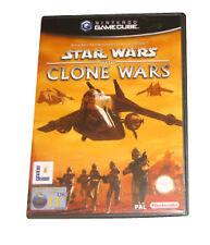 Star Wars: The Clone Wars (Nintendo GameCube, 2002)