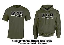 Bombardier avro lancaster t-shirt homme/capuche/ensemble cadeau