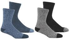 Pierre Roche Mens 2 Pairs of Non-Slip Gripper Lounge Socks 6-11