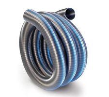 Stainless Steel Flexible Flue Liner Single Skin Chimney Pipe Stove Gas Tube