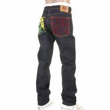 RMC Martin Ksohoh jeans 1001 model Tsunami Wave Painted Logo jeans REDM1169