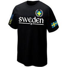 T-SHIRT SWEDEN - Camiseta Serigrafía