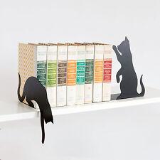 Coppia di Fermalibri ferma libro Gatti design moderno Arti e Mestieri cod15009