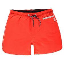 TUMBLE N DRY Badeshorts Badehose Bade Short Kinder Jungen/Boys Gr.146-176 Orange