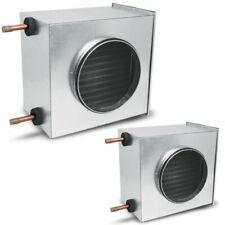 Heizregister Warmwasser Lufterhitzer Hallenheizung Wärmetauscher Luftheizung