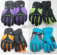 Men and Women Winter Gloves Ski Snowboard Snow Thermal Waterproof Unisex